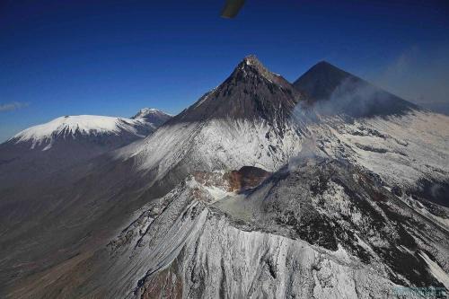 Другие вулканы, групповые фото