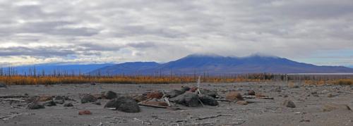 Вулканы Заречный и Харчинский