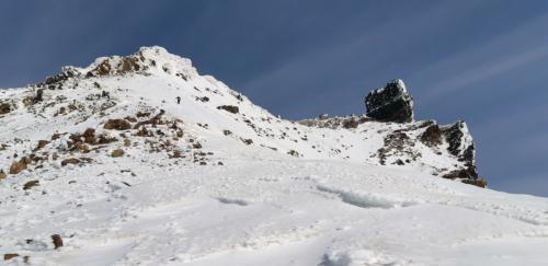 Вершина Корякского вулкана