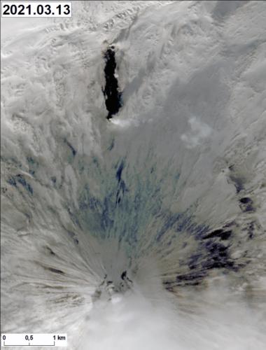 Спутниковый снимок (13.03.21). Предоставил М. Докукин