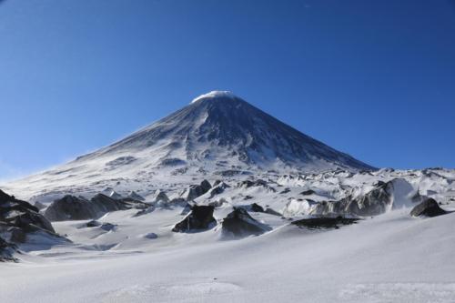 Ледник Эрмана (03.04.21)