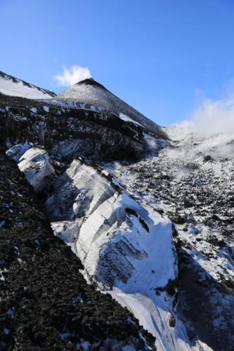 Обрушение ледника (03.04.21)