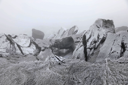 Ледник Эрмана (23.04.21)