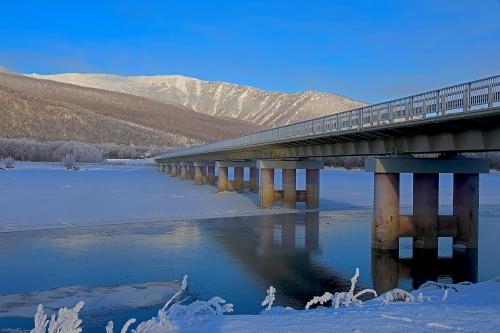 Мост через Камчатку