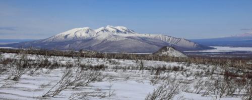 Харчинский, Заречный и сопка Домашняя (23.04.21)