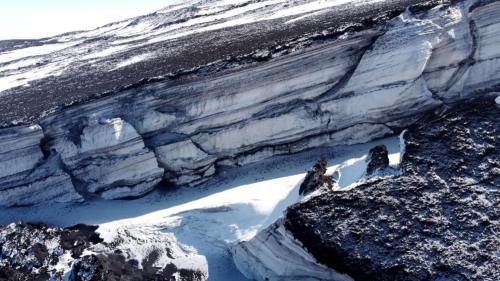 Разрушение ледника (23.04.21)