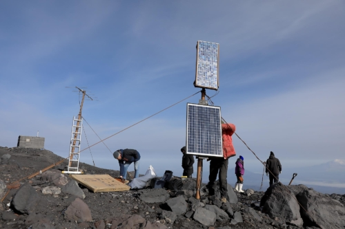 Установка солнечных батарей (18.09.21)
